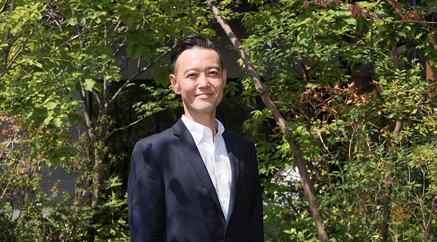代表取締役社長 後藤 信介