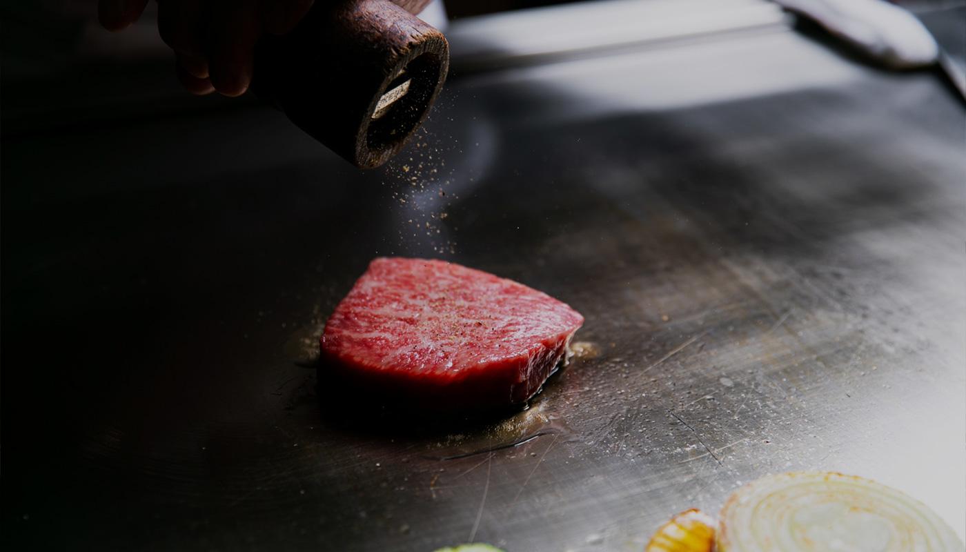 生牛肉ブロック